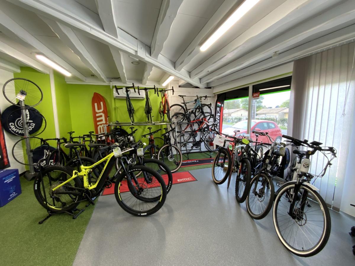 Vente de vélos